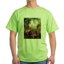Asher Brown Durand Kindred Spirits T-Shirt