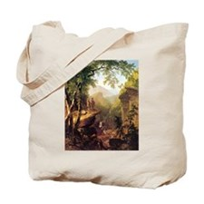 Asher Brown Durand Kindred Spirits Tote Bag