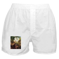 Asher Brown Durand Kindred Spirits Boxer Shorts