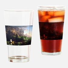 Thomas Cole Voyage Of Life - Childhood Drinking Gl