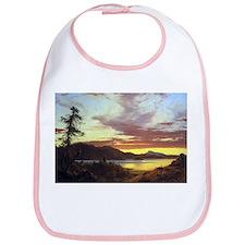 Frederic Edwin Church A Sunset Bib