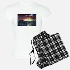 Frederic Edwin Church A Rural Home Pajamas
