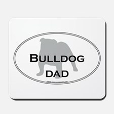 Bulldog DAD Mousepad