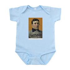 Honus Wagner Infant Bodysuit