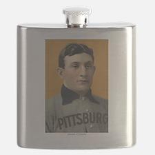 Honus Wagner Flask