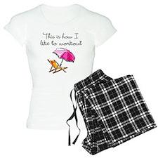 BEACH LOVER Pajamas