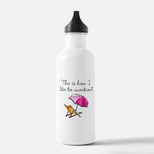 BEACH LOVER Water Bottle