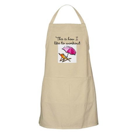 BEACH LOVER Apron