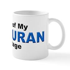 Proud Honduran Heritage Mug