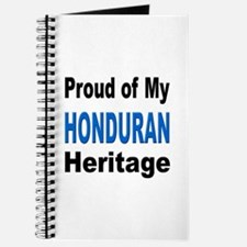 Proud Honduran Heritage Journal