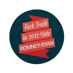 "GOP Fuck Truth 3.5"" Button (100 pack)"