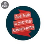 "GOP Fuck Truth 3.5"" Button (10 pack)"