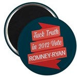 "GOP Fuck Truth 2.25"" Magnet (100 pack)"