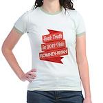GOP Fuck Truth Jr. Ringer T-Shirt