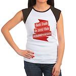 GOP Fuck Truth Women's Cap Sleeve T-Shirt