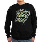 Lying Sack of Mitt Sweatshirt (dark)