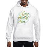 Lying Sack of Mitt Hooded Sweatshirt