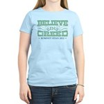 Believe in Greed Women's Light T-Shirt