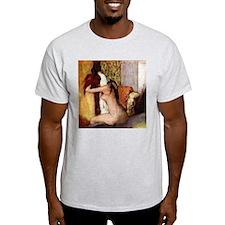 Edgar Degas After Bathing T-Shirt