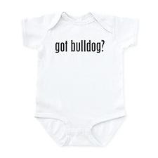 Got Bulldog? Infant Creeper