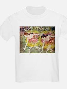 Edgar Degas After The Bath T-Shirt