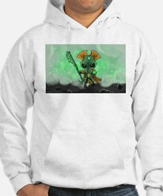 Robot Overlord Hoodie