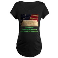 We The People Demand T-Shirt