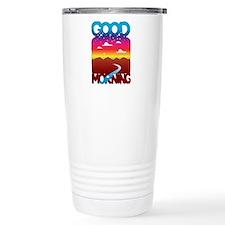 Good Morning 2 Travel Mug