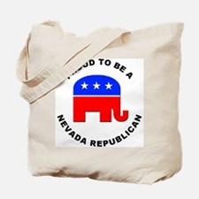 Nevada Republican Pride Tote Bag