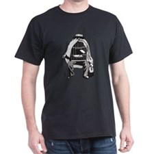 Bird Cage Man T-Shirt
