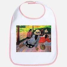 Gauguin Afternoon Quiet Hour Bib