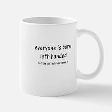 Born Left Handed Mug