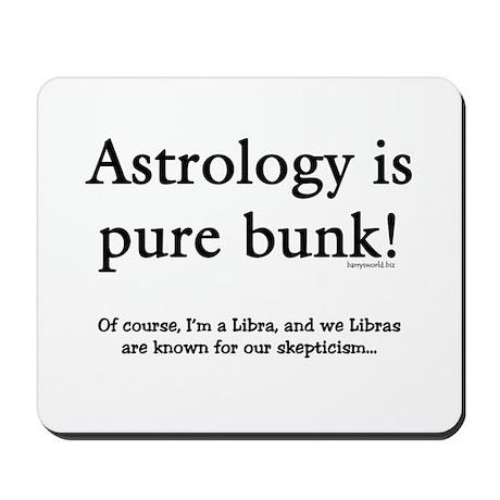 Astrology (Libra) Mousepad