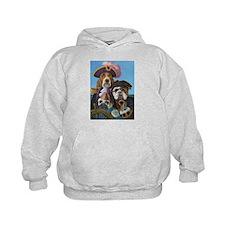 SkalaWag T Shirts Hoody