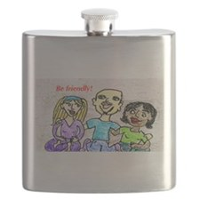 Be Friendly Flask