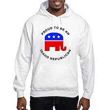 Idaho Republican Pride Hoodie