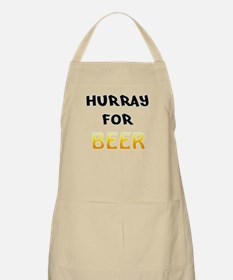 Hurray for Beer Apron
