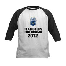 Teamsters For Obama Tee