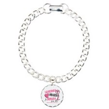 Peace Love A Cure For Breast Cancer Bracelet