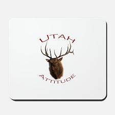 Utah Attitude Mousepad