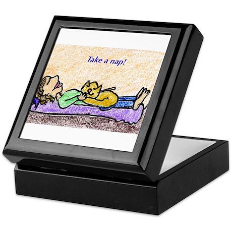 Take a nap Keepsake Box