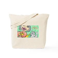 Volunteer for service Tote Bag