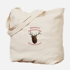 Smoky Mountain Elk Tote Bag