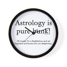 Astrology (Sagittarius) Wall Clock