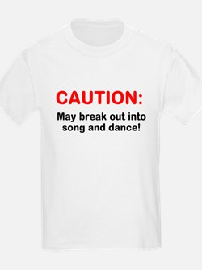 CAUTION: T-Shirt