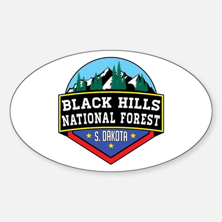 Black Hills National Forest South Dakota Decal