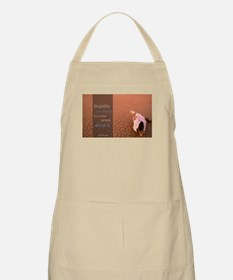 Stupid Quotes- Stupidity is a choice... Apron