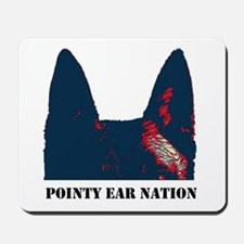 Pointy Ear Nation Mousepad