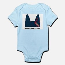 Pointy Ear Nation Infant Bodysuit