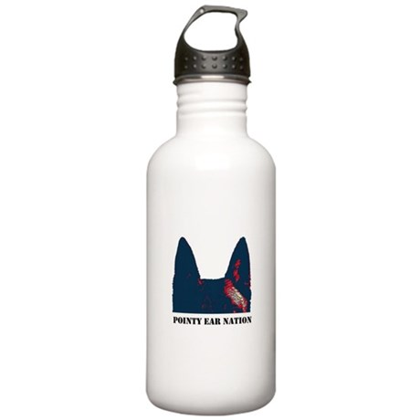 Pointy Ear Nation Stainless Water Bottle 1.0L